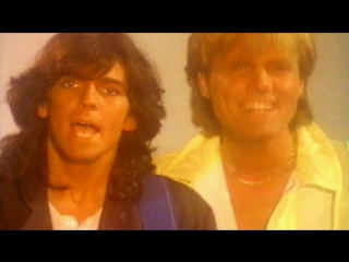 видео Modern Talking ( Томас Андерс \ Дитер Болен) - You Can Win If You Want 1985 год