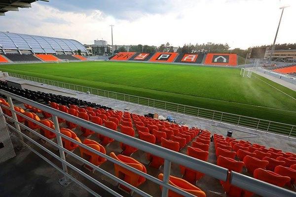 "Стадион ""СКБ-Банк Арена (Уралмаш)"", Екатеринбург"