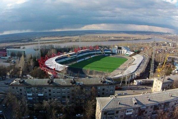 "Стадион ""Нефтяник"", Уфа"