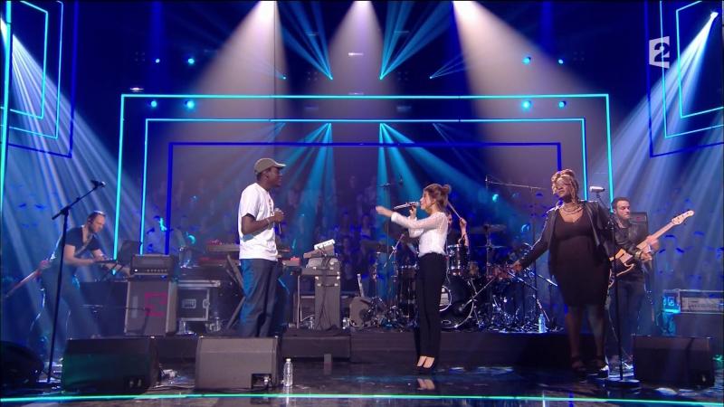 Selah Sue feat. Woodie Smalls - Earned It (Taratata 100% live - 2016 mar25)