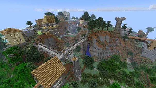 ПРОРЫВАЕМ ТУННЕЛЬ  Minecraft Bed Wars MiniGame