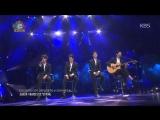 EXO-K (Южная Корея) - Sabor a Mi.(MusicBank in Mexico) Ноябрь 2014.