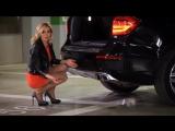 Тест-драйв Mercedes GL 63 AMG в программе Разгон с Анастасией Трегубовой