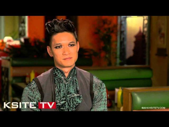 Magnus Bane! Harry Shum Jr Shadowhunters Full Interview KSiteTV Freeform