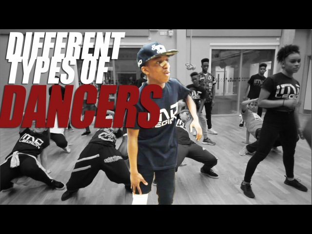 20 Types Of Dancers IMD Legion
