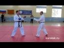 Seiji Nishimura - kumite seminar (part1)