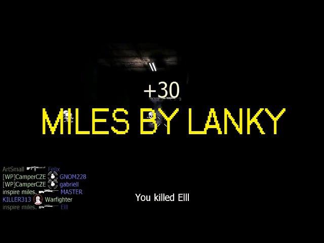 Miles 2012 By Lanky Nutmeg