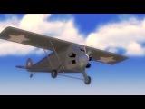 Мультфильмы - Будни аэропорта - Легендарный самолет (19 серия)