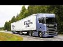 Федор Лапшин и новая Scania