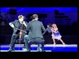 2CELLOS The Resistance and Sinead &amp John Kerr at Spotlight Production's Media Markt Eisgala 2012