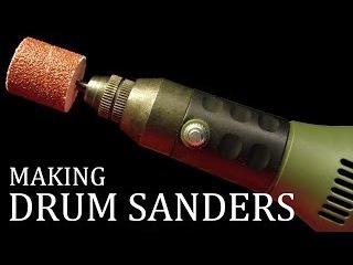 Homemade Drum Sanders