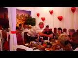 Немного видео второго дня свадьбы .