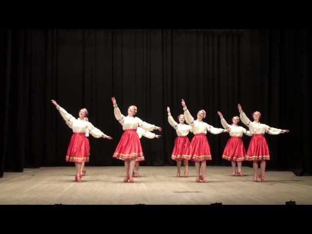 Веселка Плескач Ukrainian Dance
