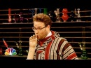 Real People, Fake Arms with Seth Rogen and Jimmy Fallon, Part 1 (Late Night with Jimmy Fallon)