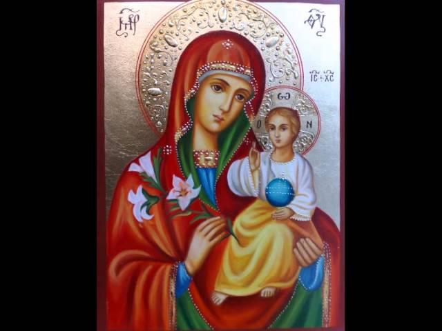Хор сестер Свято-Троицкого Серафимо-Дивеевского монастыря - Марие, Дево Чистая...