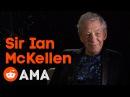 Sir Ian McKellen: Reddit Ask Me Anything