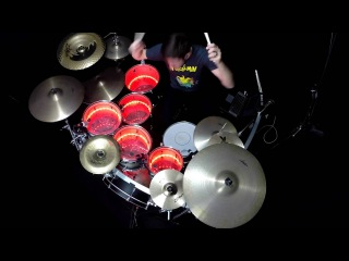 Blink 182 - Bored to Death - Drum Cover