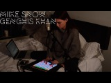 Genghis Khan - Miike Snow (Looping Cover by Dominique)