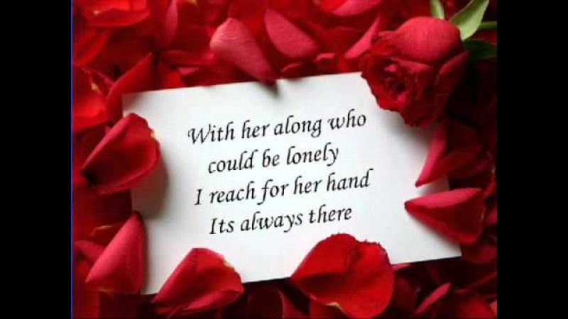 Love story - Andy Williams with lyrics