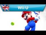 Mario Tennis: Ultra Smash - Overview Trailer (Wii U)