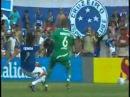 Cruzeiro 5x0 Palmeiras - Campeonato Brasileiro 2007