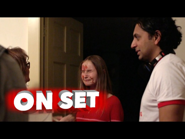 The Visit Exclusive Behind the Scenes Featurette Director M Night Shyamalan Movie Broll