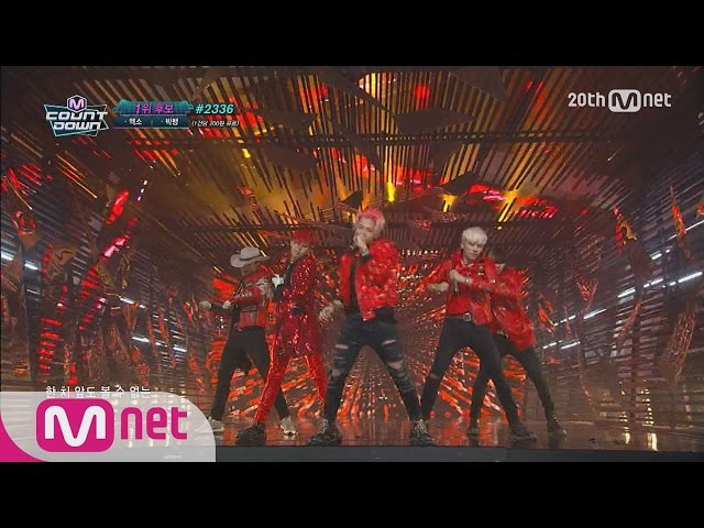 BIGBANG - 뱅뱅뱅 (BANG BANG BANG) M COUNTDOWN 150611 Ep.428