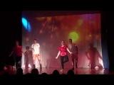 Танцевальное попурри - ансамбль танца