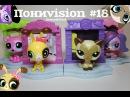 Пониvision #18 ~ HappyMeal Littlest Pet Shop\ Обзор на Петшопов