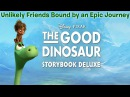 The Good Dinosaur: Storybook Deluxe (Disney) - Best App For Kids