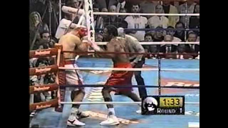 Lennox Lewis vs Andrew Golota - Full Fight