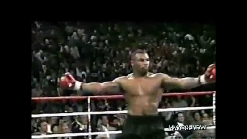Mike Tyson The King of the KO Highlight