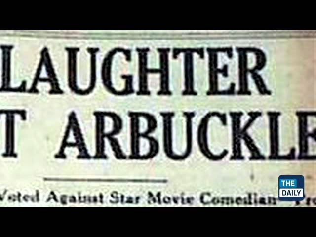 Fatty Arbuckle's Heavy Injustice