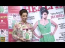 Dia Mirza Launched Health Nutrition Magzine Cover 2016 Bollywood Bakda