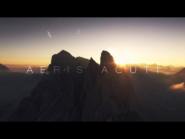 AERIS ACUTI - a 4K aerial perspective