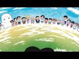 Rus.Sub 14 серия Мальчик Асибэ вперёд, вперёд, Гома-тян! русские субтитры  Shounen Ashibe Go! Go! Goma-chan AniPlayTV