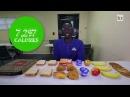 7-Foot-6 Recruit Tacko Fall Eats 7,300 Calories a Day
