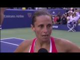 Roberta Vinci INTERVIEW