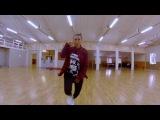 Girly Hip Hop Dance Choreo by Matsievskaya Daria | Летний Танцевальный Лагерь GFDSC 2016