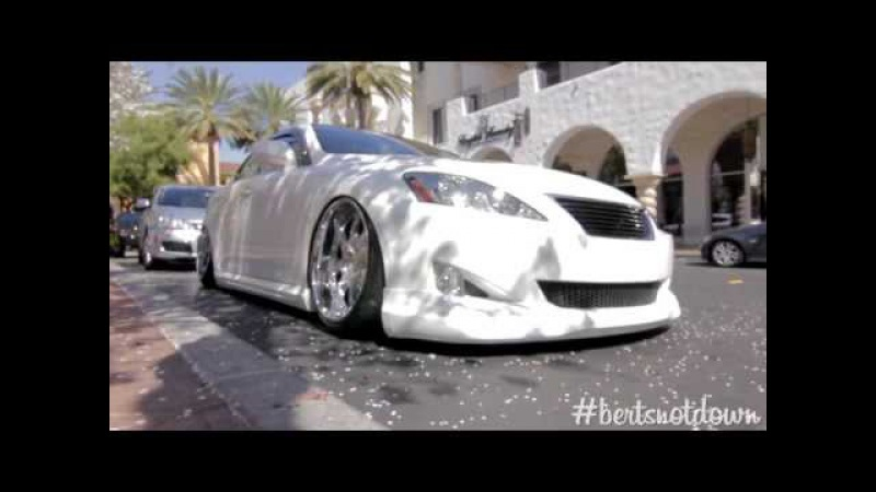 Jeremy Ta5ty Bagged VIP Lexus Is250 AWD Lowballers