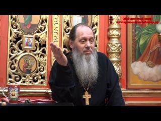 Первая неделя Великого поста. Торжество Православия.