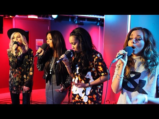 Little Mix - Holy GrailCounting StarsSmells Like Teen Spirit in the Live Lounge