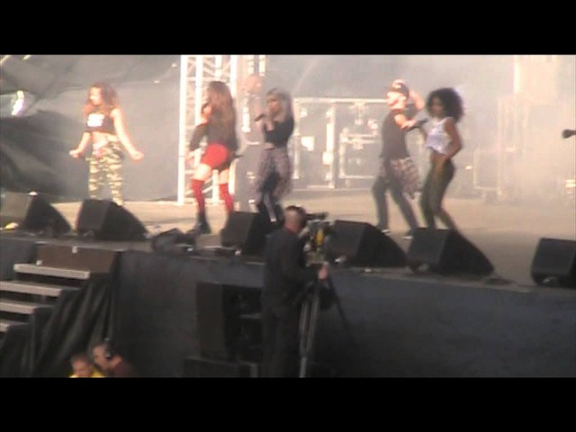 Wings - Little Mix (22/6/13 North East Live)