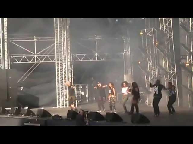 Super Bass - Little Mix (22/6/13 North East Live)