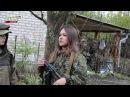 На Донбассе мир и война в женских руках