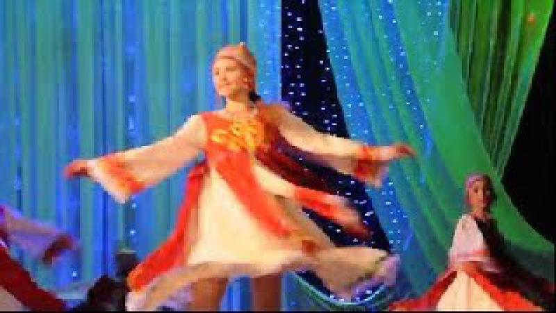 Завораживающий чувашский танец