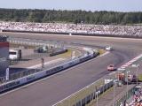 Гонка серии Blancpain Sprint на трассе Moscow Raceway 1