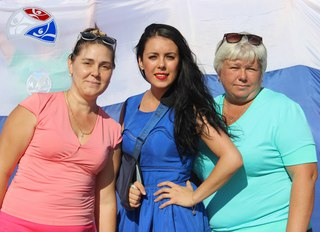 День Флага РФ (22 августа 2015...