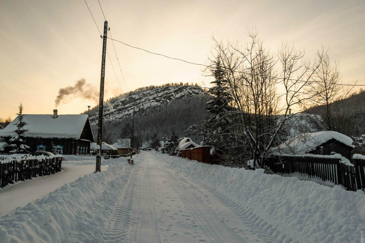 Поселок Загубашка