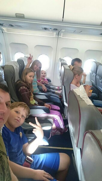 Отзывы беременных о полете на самолете